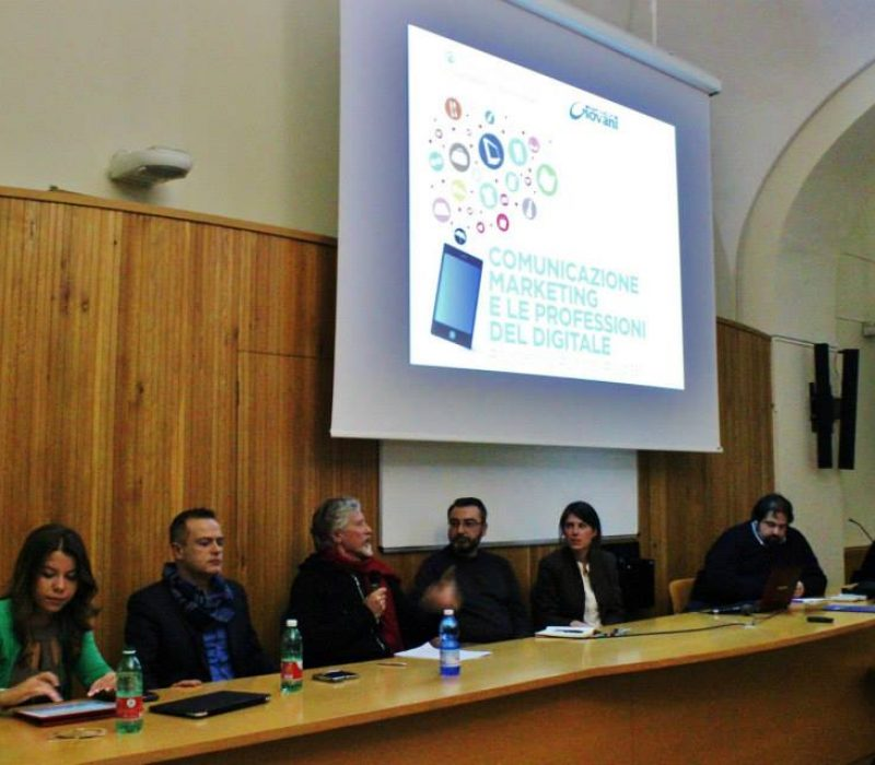 "Seminario ""Comunicazione, marketing e le professioni del digitale"""