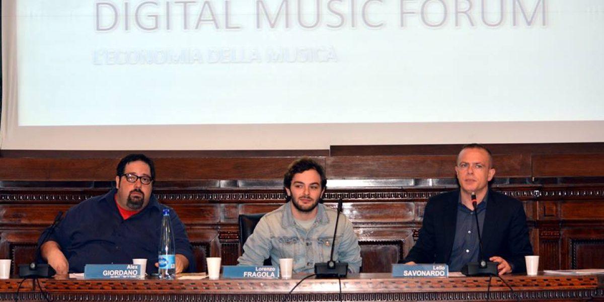 Digital Music Forum 2016