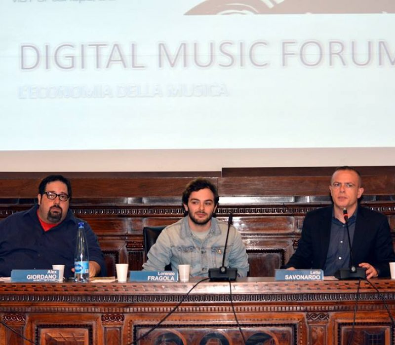 Digital Music Forum 2016