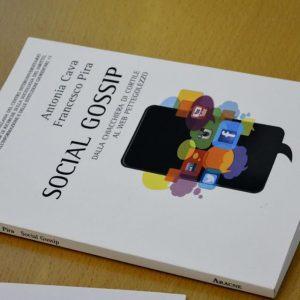 """Presentazione del libro """"Social Gossip"""" di Cava e Pira"""