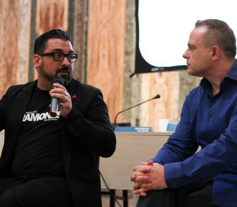 Digital Music Forum 2015 – Roy Paci