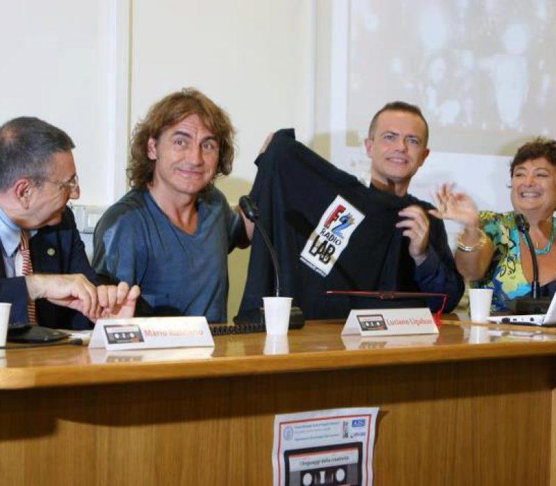 Seminario con Luciano Ligabue