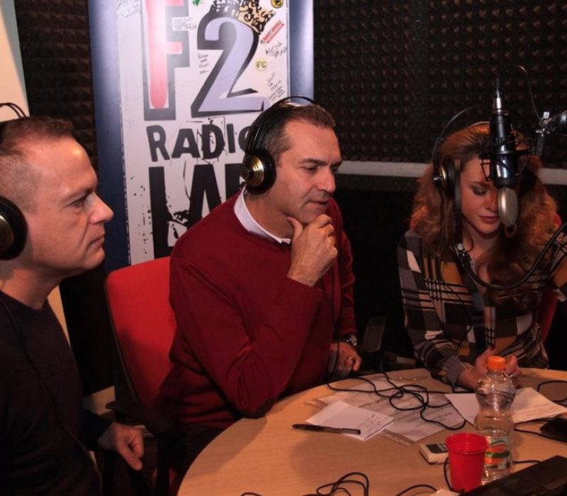 Il Sindaco De Magistris a Bit Generation su F2 Radio Lab