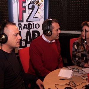 Il Sindaco De Magistris a Bit Generation su F2 Radio Lab